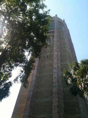 Bok Tower Gardens:                                     Beautiful & majestic