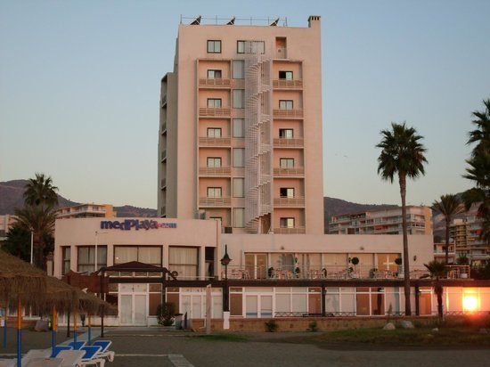 MedPlaya Hotel Pez Espada :                   Vue de la mer