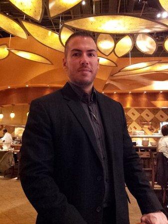 Nordstrom Cafe Bistro:                   The Manager