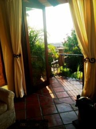 Hacienda San Angel :                   Room