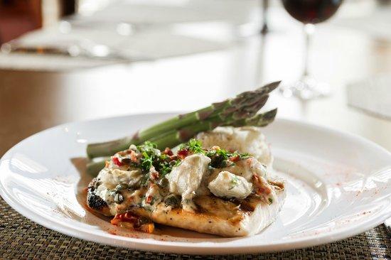 The Vista Bistro Italian Eatery: fresh Florida seafood