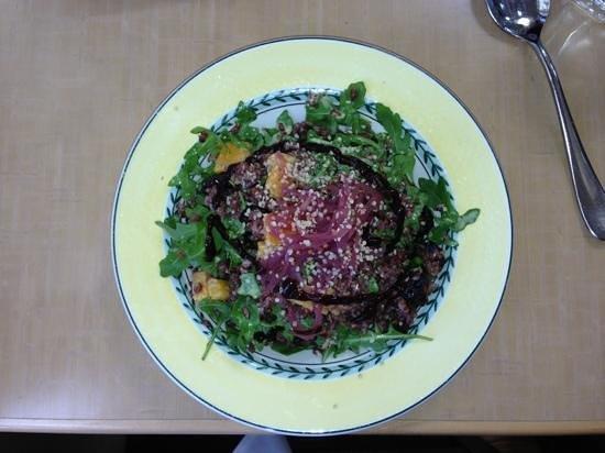 Pyramid Bistro :                   Bhutanese Salad--fabulous