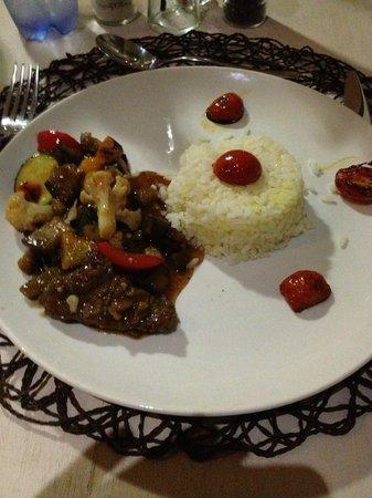 Galton House:                   Dinner