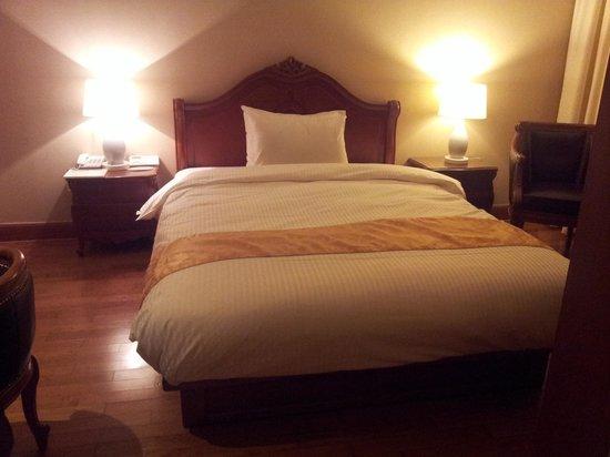 Sejong Hotel:                   客室