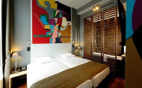 Hotel Saint-Gery: Junior Suite Room #104, Jean-Jacques Bodart