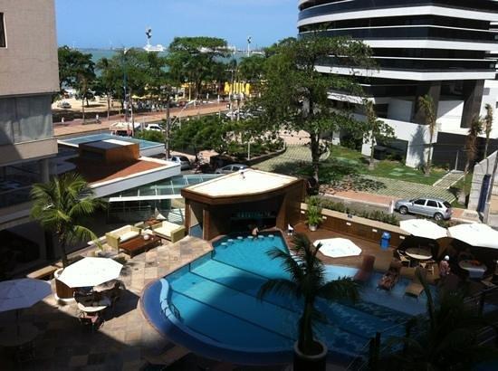Mareiro Hotel:                   vista do quarto