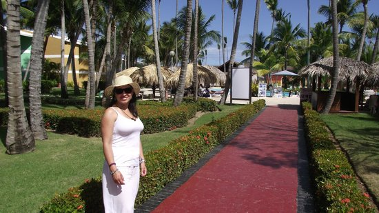 Grand Palladium Punta Cana Resort & Spa:                   Jardines impecables