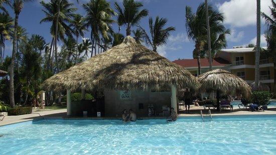 Grand Palladium Punta Cana Resort & Spa:                   Bar en la Piscina