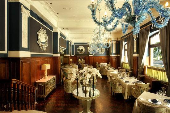 Bombay Brasserie: Interior