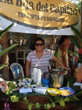 La Hija del Capitan: Chilli Cook off Zihuatanejo