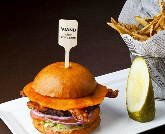 Viand Bar And Kitchen Chicago Magnificent Mile