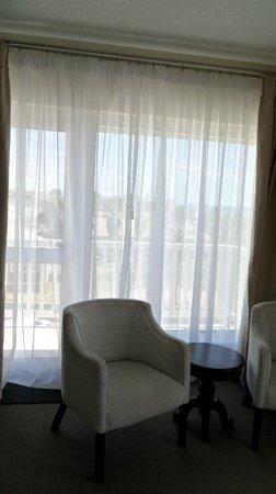 Hotel Zum Kaiser:                   Balcony