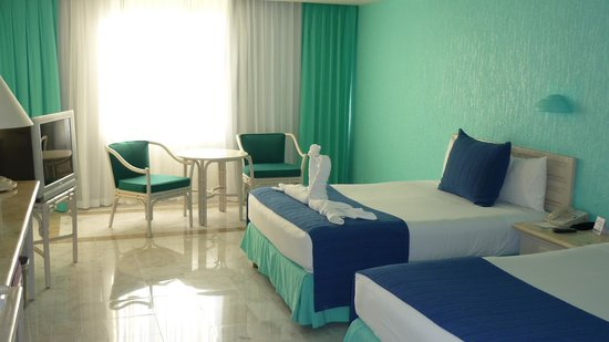 Park Royal Cancun:                   chambre