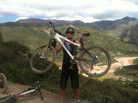 Joy Ride Turismo:                                     Biking mad