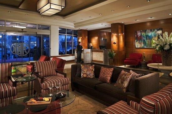 The Heathman Hotel Kirkland: Lobby