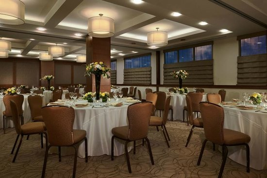 Heathman Hotel: Ballroom