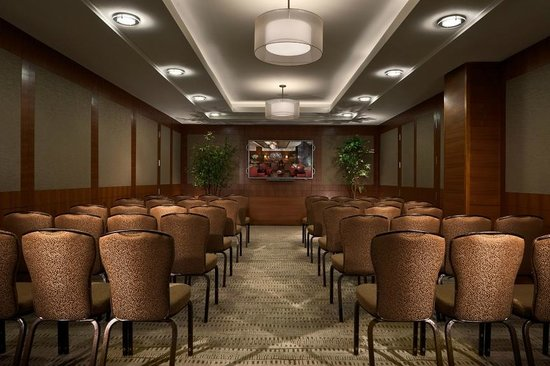 The Heathman Hotel Kirkland: Meeting Rooms