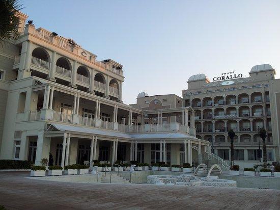 Hotel Corallo:                                                       2 marzo 2013