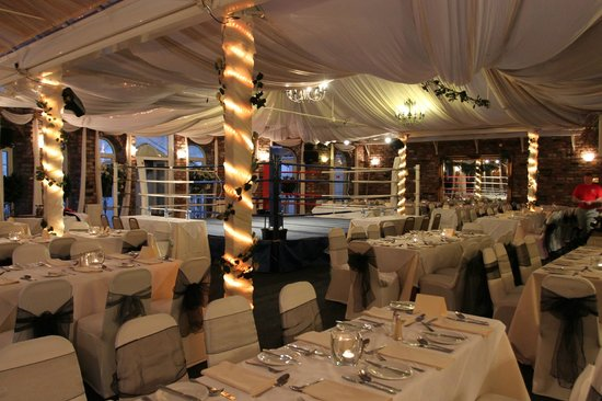 Meifod Country House Hotel & Restaurant:                   Boxing Night