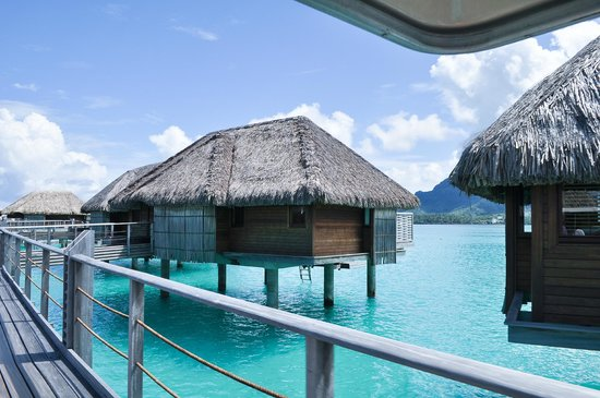 Four Seasons Resort Bora Bora: 427