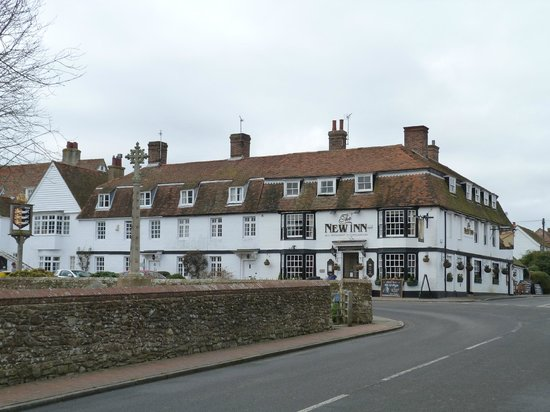 Уинчелси, UK:                                     The New Inn, Winchelsea