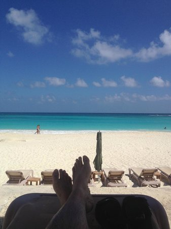 The Westin Resort & Spa, Cancun:                   beach