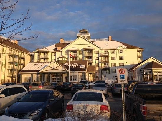 Residence Inn by Marriott Gravenhurst Muskoka Wharf:                   first stay