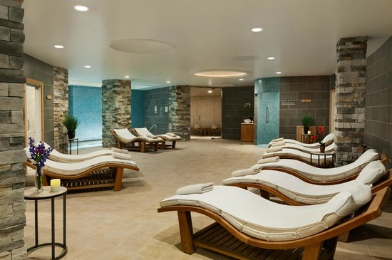 The Elms Hotel and Spa: Spa at The Elms (Grotto)