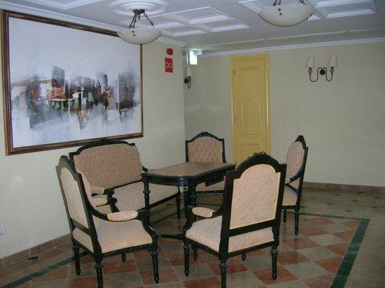Iberostar Grand Hotel Trinidad:                   Un des trois paliers
