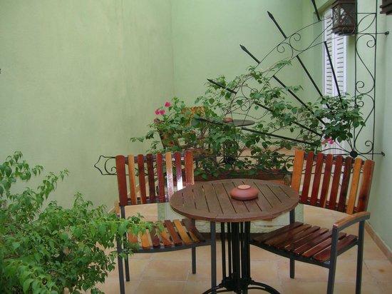 Iberostar Grand Hotel Trinidad:                   terrasse intérieure