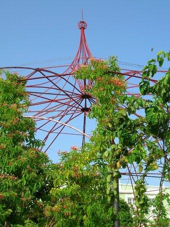 Iberostar Grand Hotel Trinidad:                   Face au Parque Cespedes