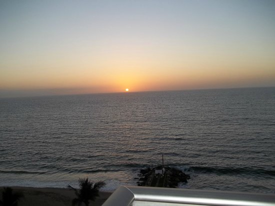 Villa Premiere Boutique Hotel & Romantic Getaway:                                     Beutiful sunset from room