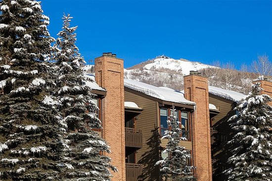 The Lodge At Steamboat: The Lodge Exterior