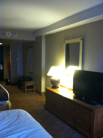 Holiday Inn Express Midtown Philadelphia: standard room view