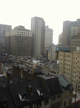 Holiday Inn Express Philadelphia-Midtown: view from room