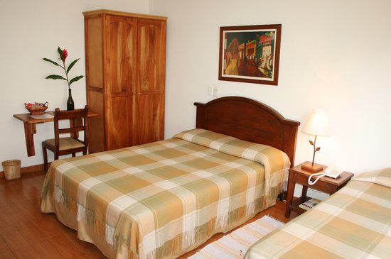 Hostal Santa Rita: Habitación 6
