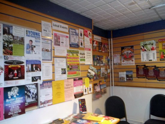 Guildhall Arts Centre:                                     Information on local events