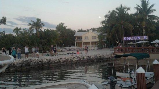 Bayside Inn Key Largo :                   The Bayside Inn..