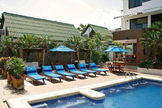 Balandra Hotel: Un area para relajarse completamente