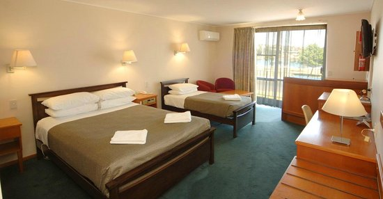 Argosy Motor Inn Devonport: recently renovated rooms