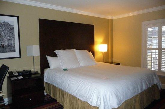 Hotel Le Marais: Room