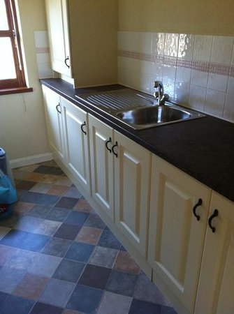 Thanet Well Lodge Retreat: utility room!