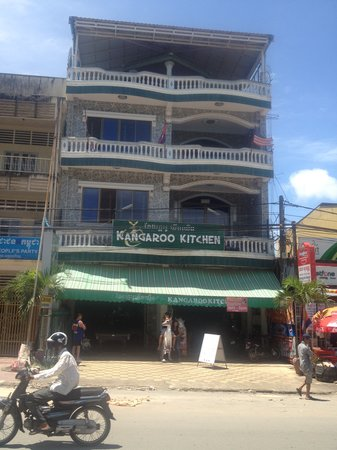 Photo of Kangaroo Kitchen Guesthouse, Restaurant & Bar Sihanoukville