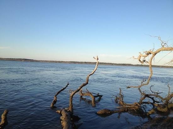 Crooked River State Park : crooked river