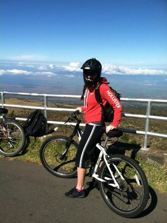 Maui Sunriders:                                     Great View!