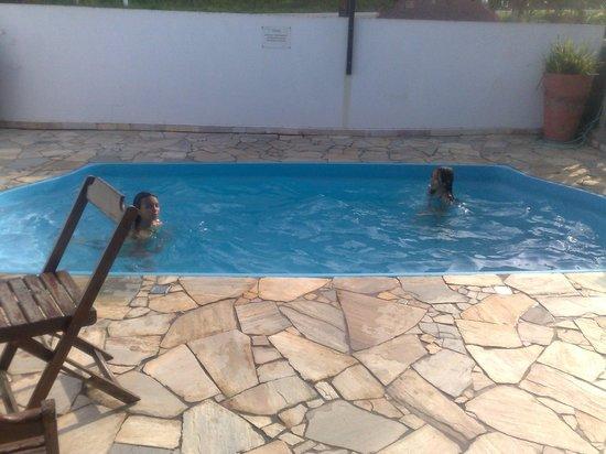 Pousada Astro Rei:                   piscina