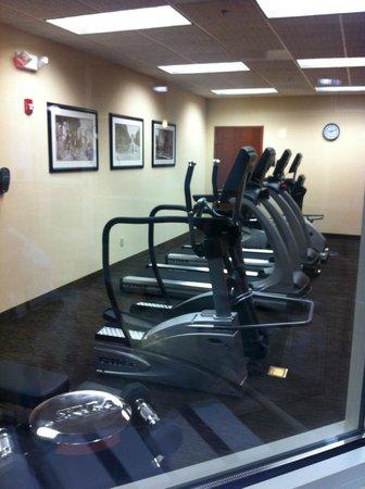 Drury Inn & Suites Kansas City Independence: Fitness Room