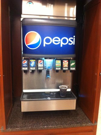 Drury Inn & Suites Kansas City Independence: Free Soda