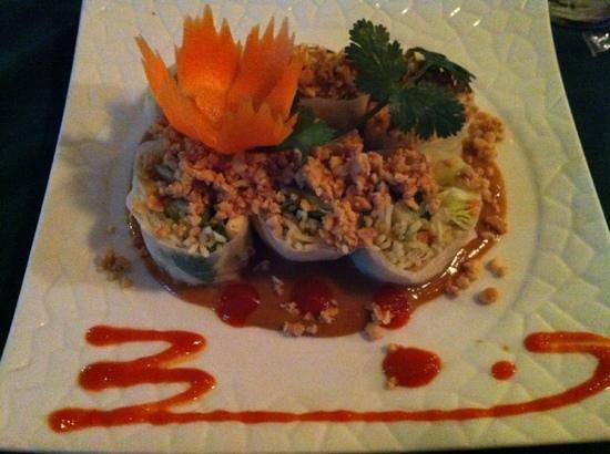 Jutamas Thai Restaurant: fresh roll