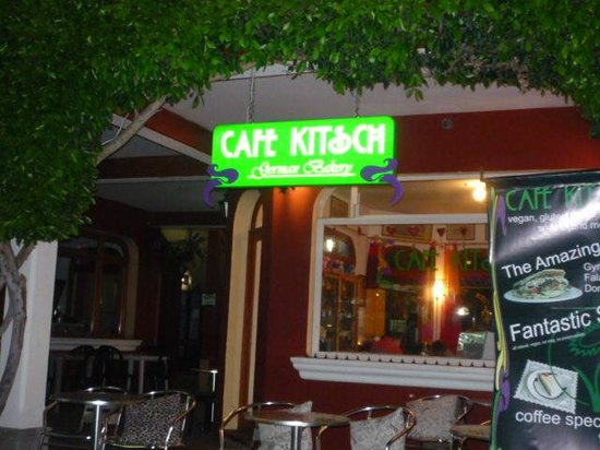 Cafe Kitsch:                   Un buen Café